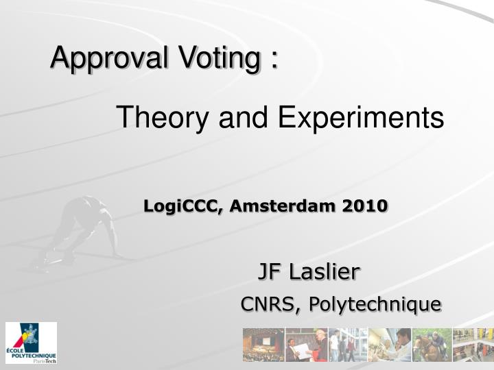 Approval voting