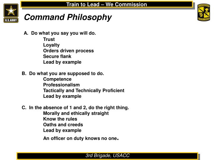 command philosophy Divine command theory is an ethical view based on theism or the belief that god exists followers of the theory accept that all moral judgment is.
