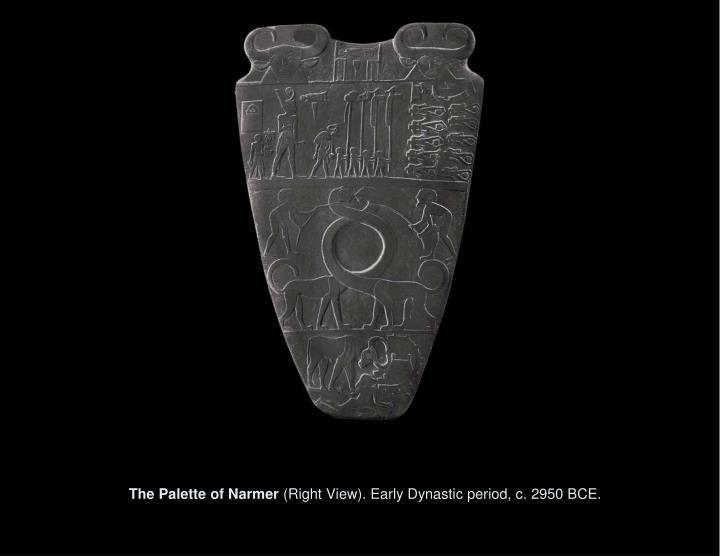 The Palette of Narmer