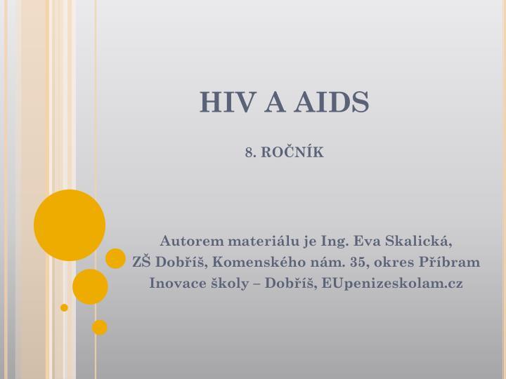 hiv a aids 8 ro n k n.