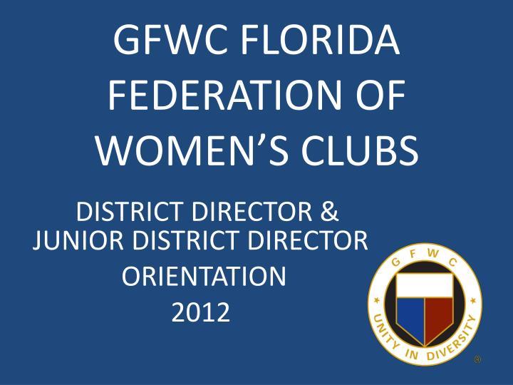 gfwc florida federation of women s clubs n.