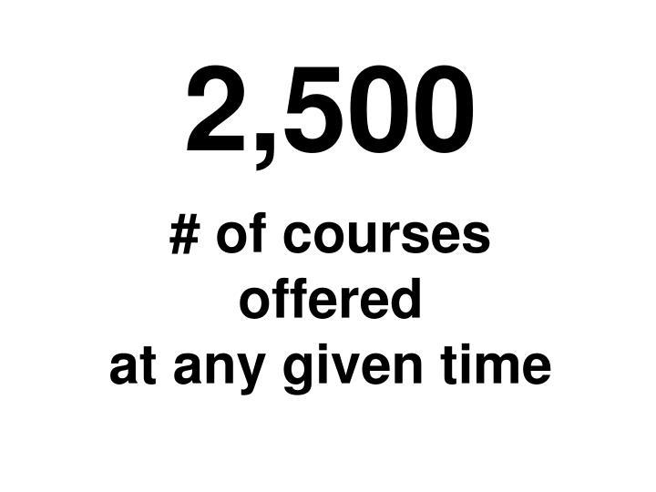 2,500