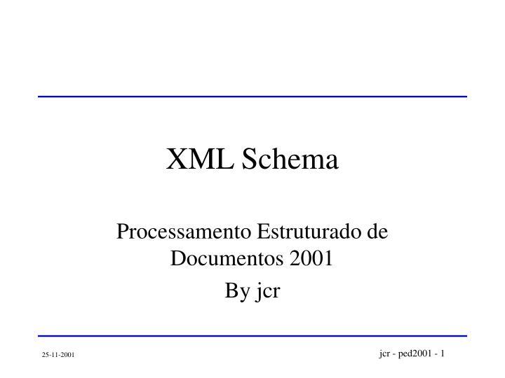 xml schema n.
