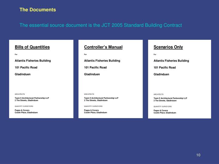 The Documents