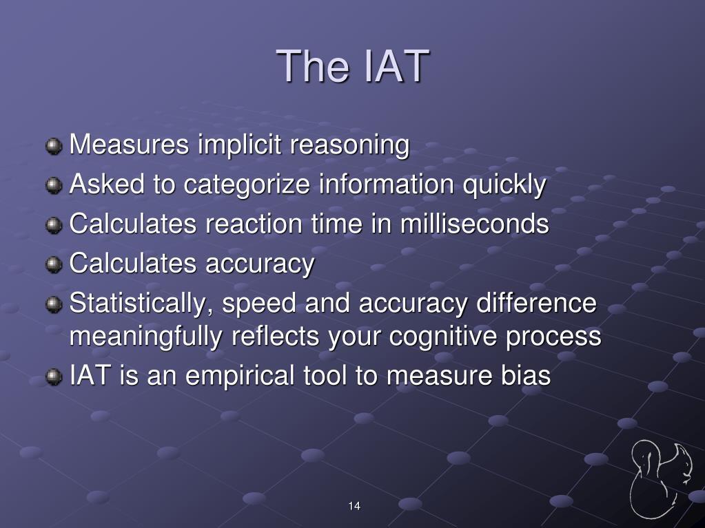 PPT - Implicit Bias PowerPoint Presentation, free download ...