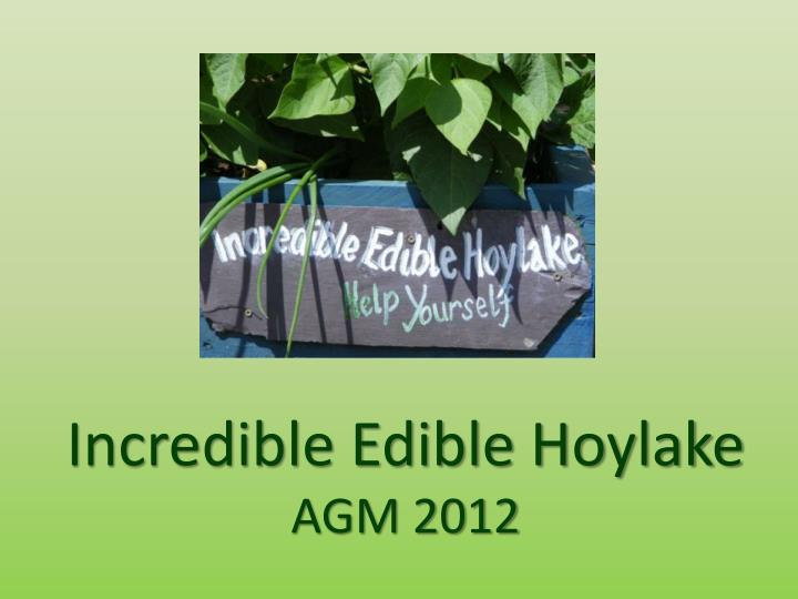 incredible edible hoylake agm 2012 n.