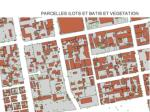 plan parcelaire et mise en valeur le bati en milieu urbain1