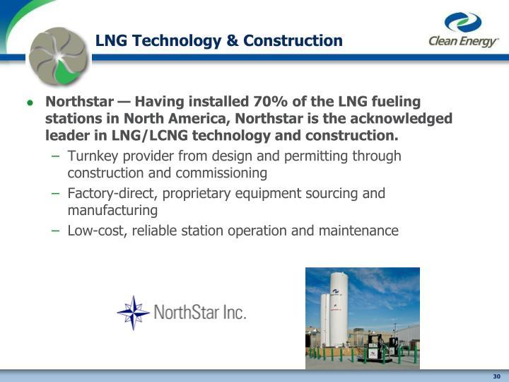 LNG Technology & Construction