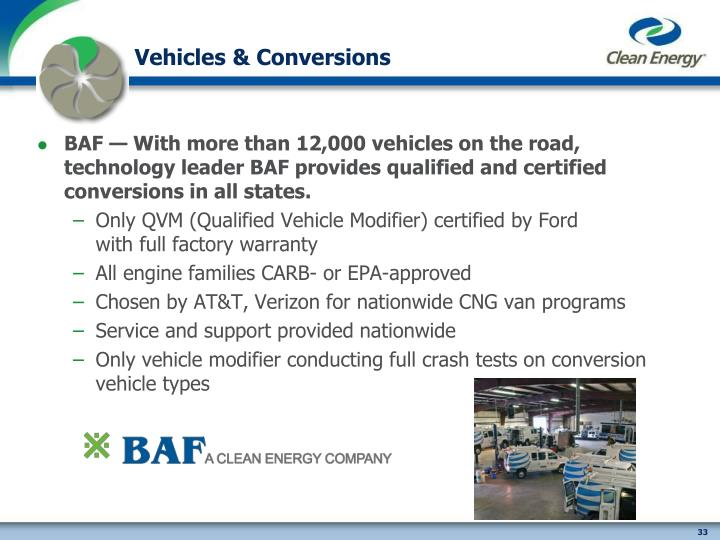 Vehicles & Conversions