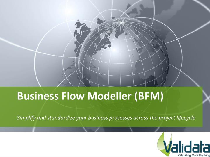 business flow modeller bfm n.