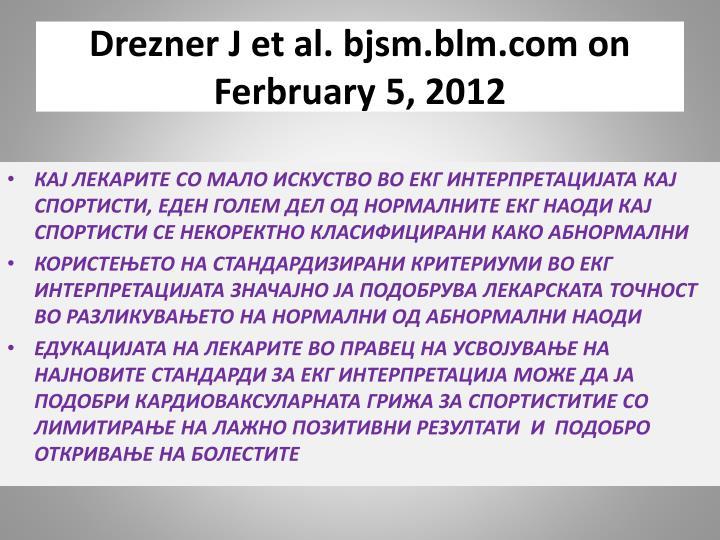 Drezner