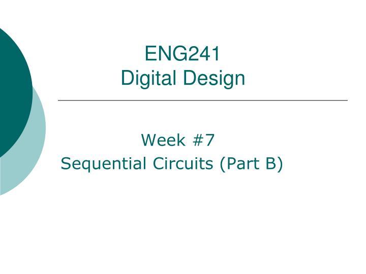 eng241 digital design n.