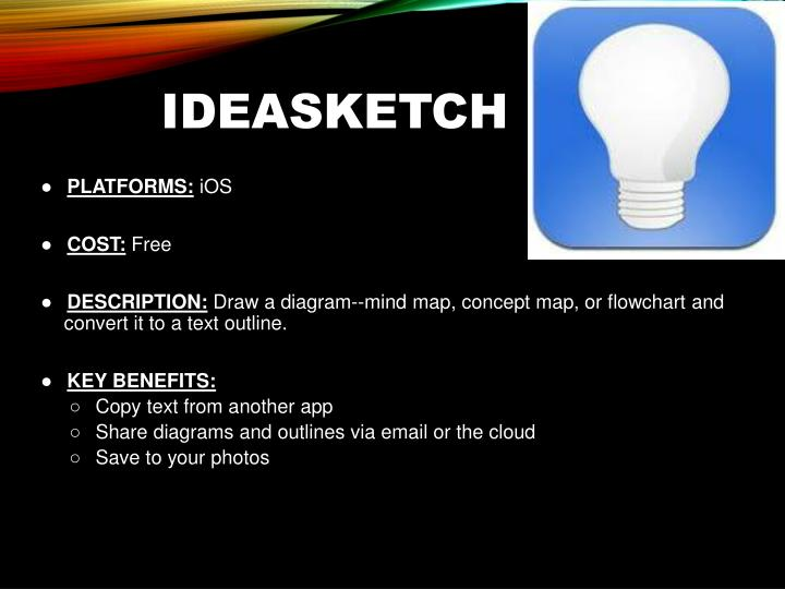 IdeaSketch