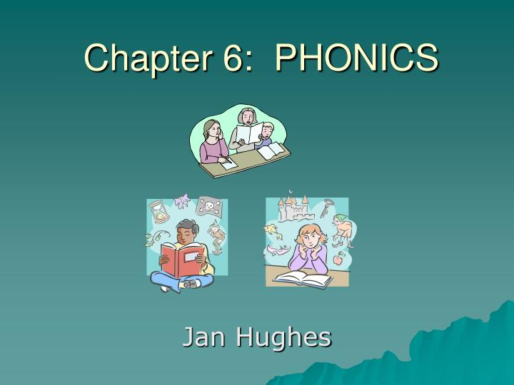 chapter 6 phonics n.