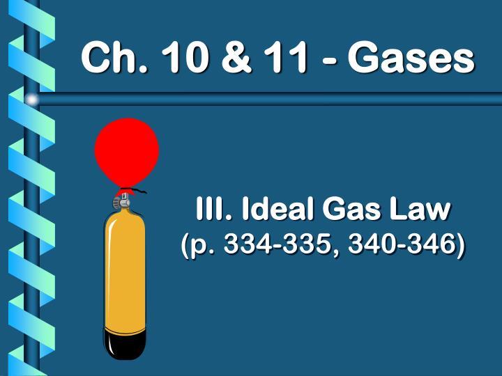 ch 10 11 gases n.
