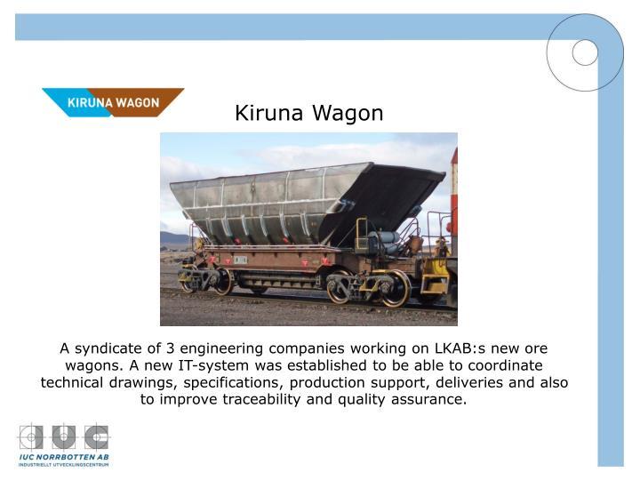 Kiruna Wagon