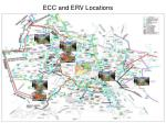 ecc and erv locations
