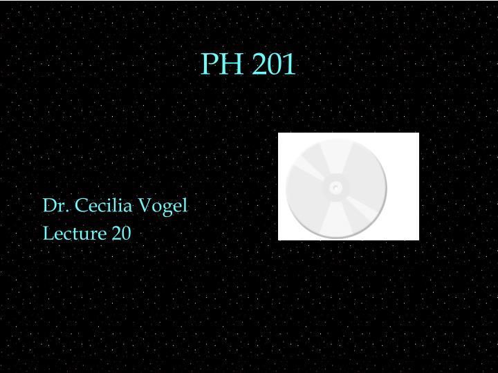 ph 201 n.