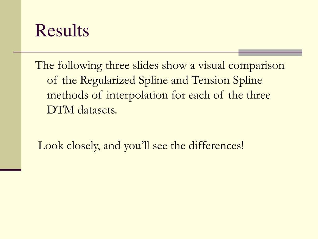 PPT - Surface Interpolation PowerPoint Presentation - ID:3320066