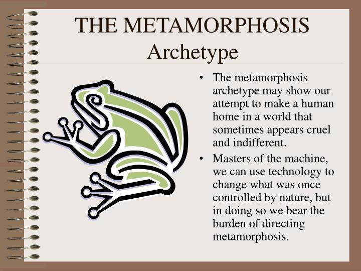 metamorphosis archetype