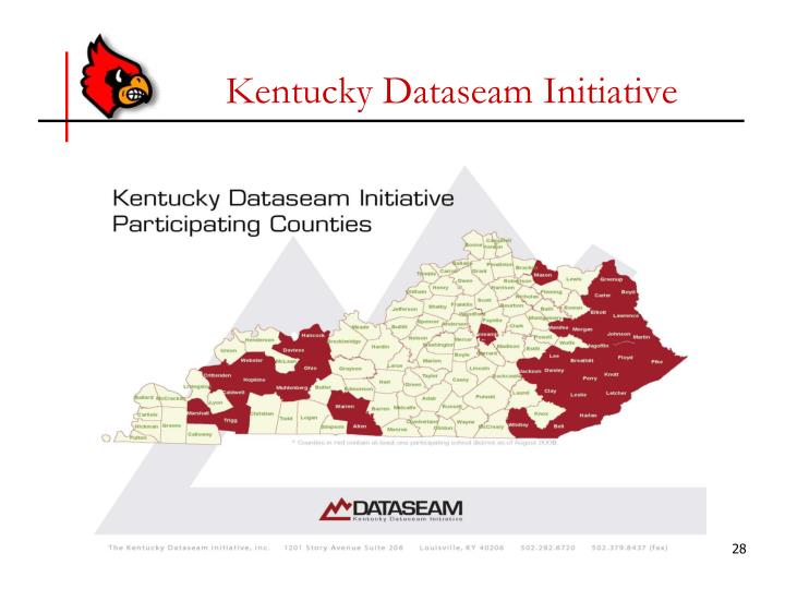 Kentucky Dataseam Initiative
