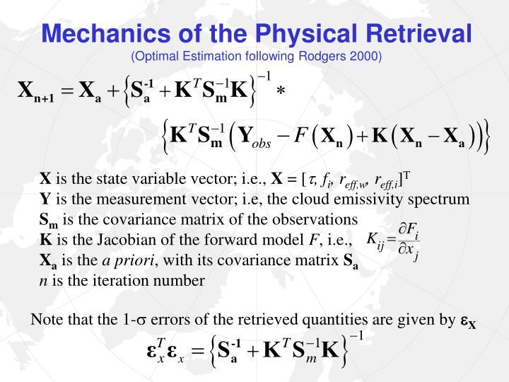 Mechanics of the Physical Retrieval