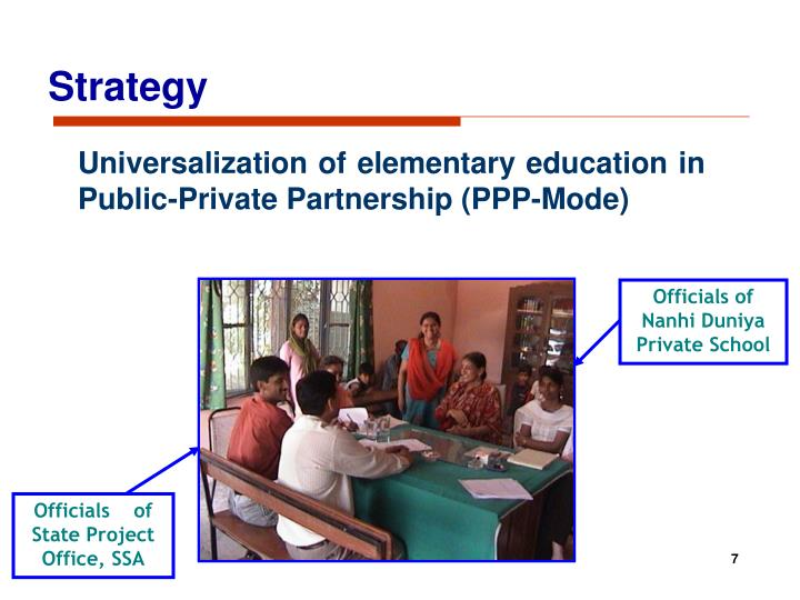 universalization of elementary education
