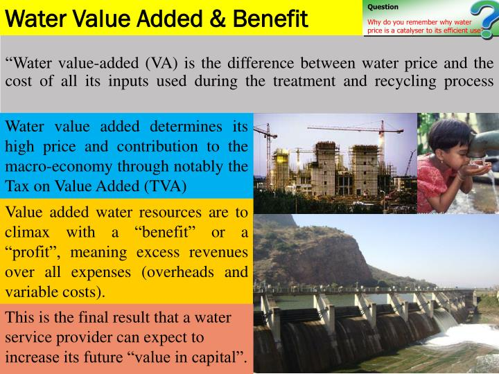 Water Value
