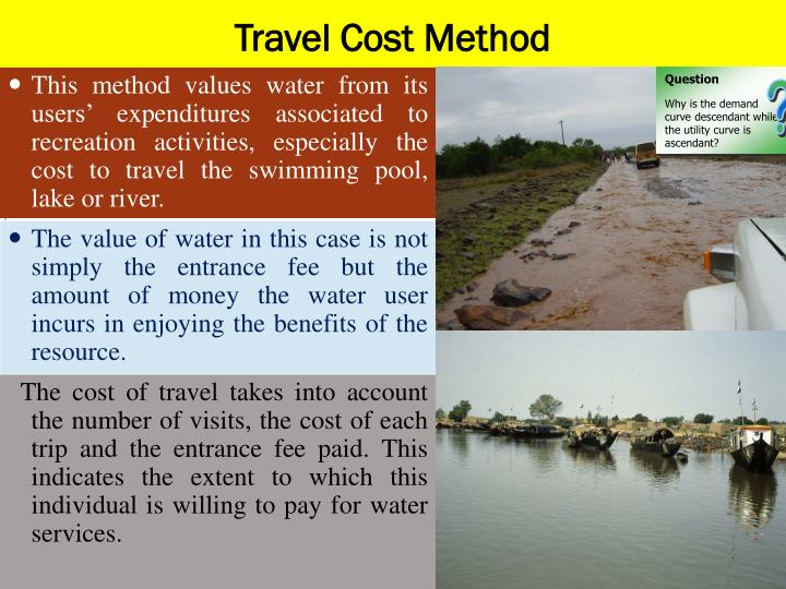 Travel Cost Method