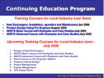 continuing education program1