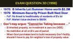 exam question 3d 19981