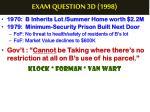 exam question 3d 19983