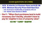 exam question 3d 19984