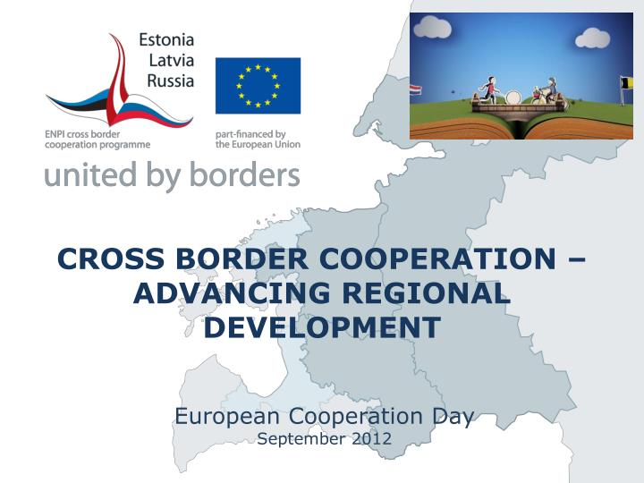cross border cooperation advancing regional development n.