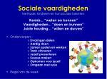 sociale vaardigheden methode kinderen en hun sociale talenten