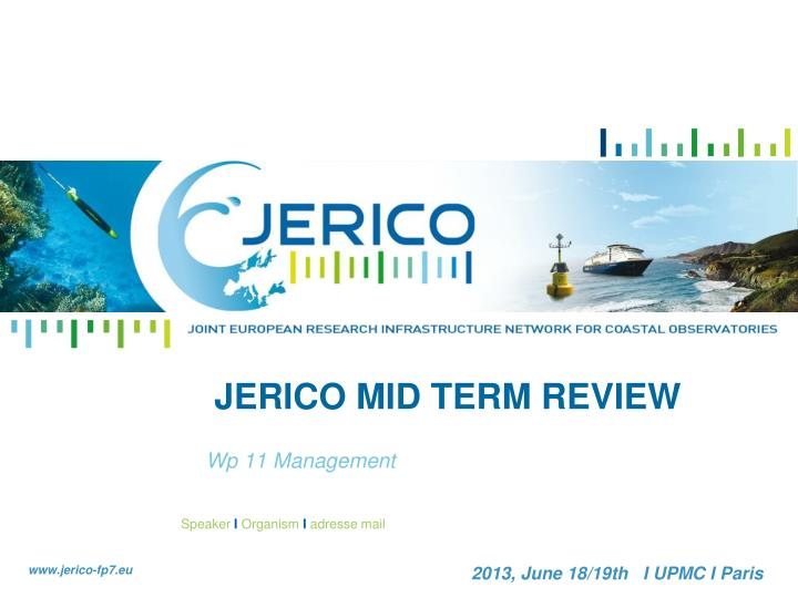 jerico mid term review n.