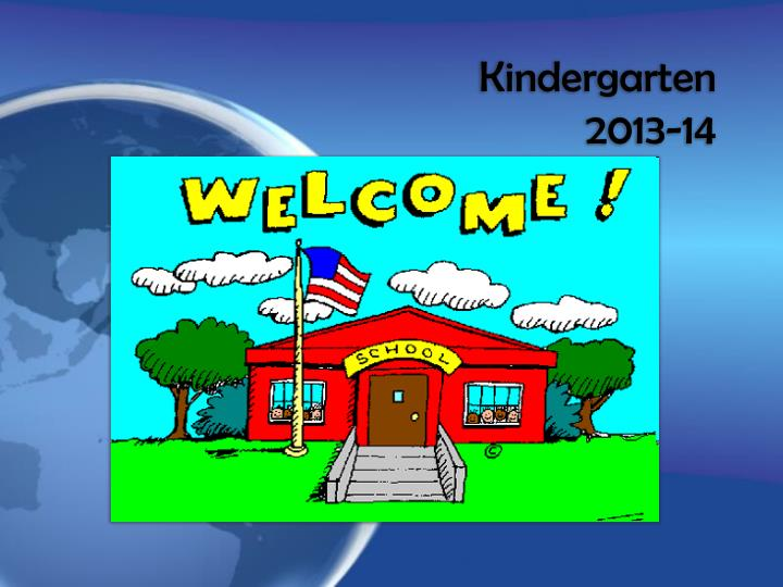 kindergarten 2013 14 n.