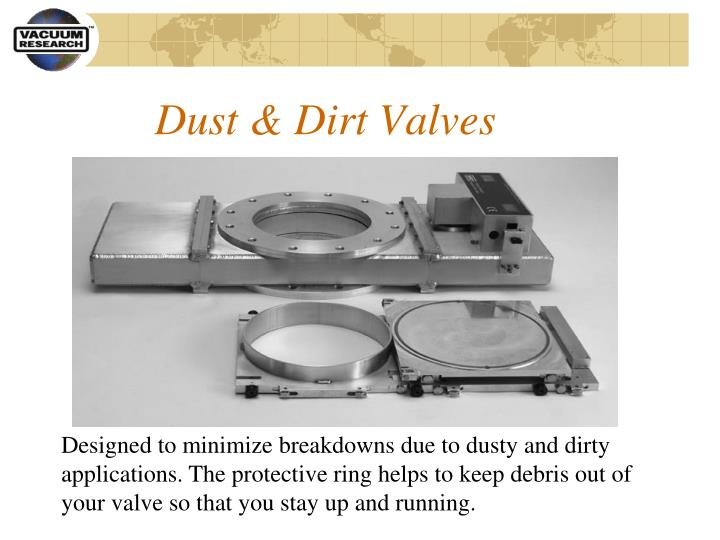 Dust & Dirt Valves