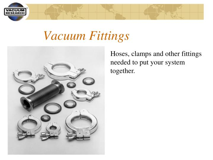 Vacuum Fittings