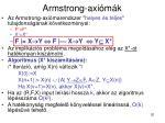 armstrong axi m k12