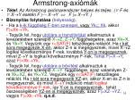 armstrong axi m k8