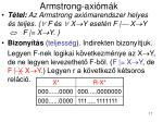 armstrong axi m k9