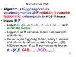 norm lform k 3nf13