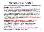 norm lform k bcnf2