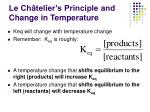 le ch telier s principle and change in temperature3