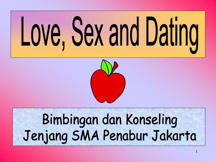 Love sex dan dating
