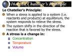 16 4 le chatelier s principle