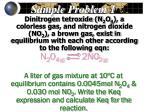 sample problem 1