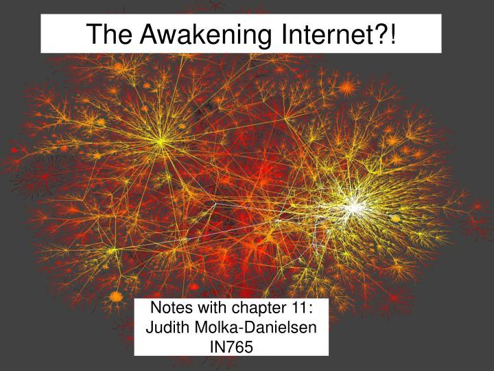 the awakening internet n.