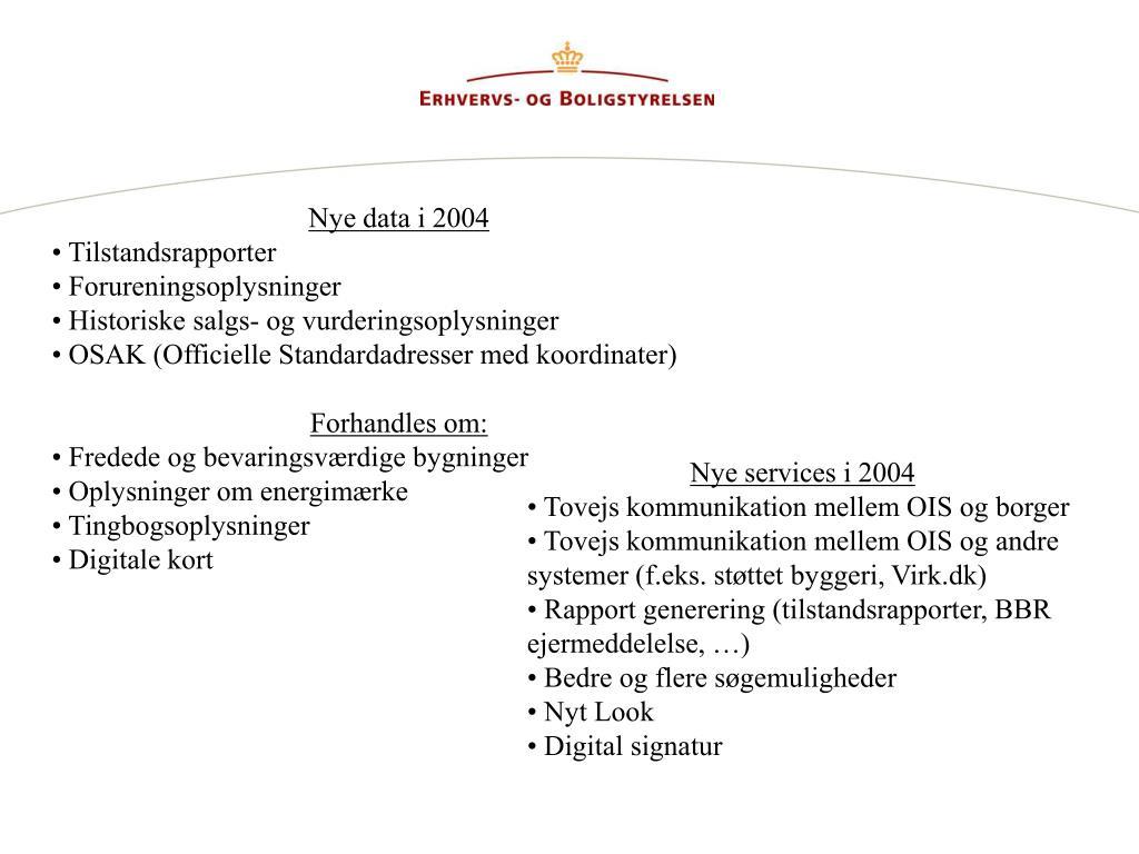 Ppt O Ffentlig I Nformations S Erver Ois Dk Powerpoint